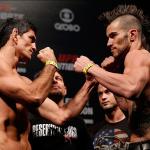 Пауло Тиаго (слева) - Брэндон Татч