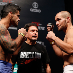 Тиаго Таварес (слева) - Джастин Салас