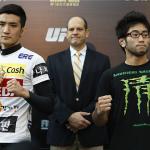 Кюнг-Хо Кан (слева) — Шуничи Шимизу