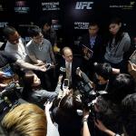 Управляющий директор UFC в Азии Марк Фишер