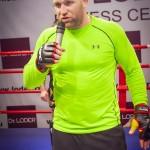 Открытая тренировка Сергея Харитонова перед боем с Тайлером Истом