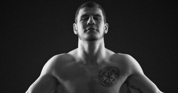 Никита Крылов, UFC