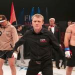 Максим Гришин, Тревор Прэнгли