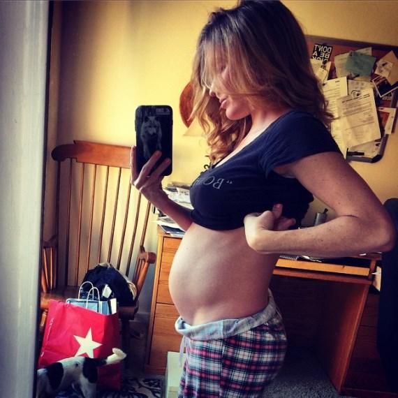 Наташа Уикс, 22 недели