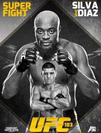 Постер UFC 183