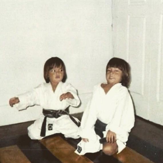 Лиото Мачида с братом