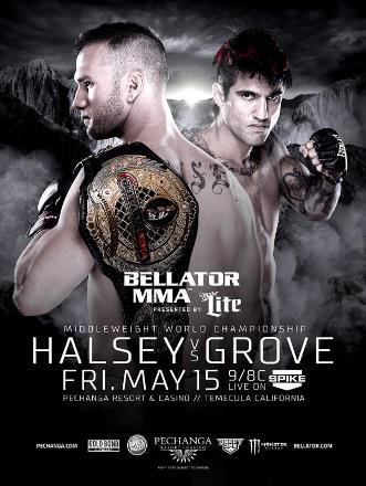 Постер Bellator 137