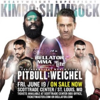Постер Bellator 138: Unfinished Business