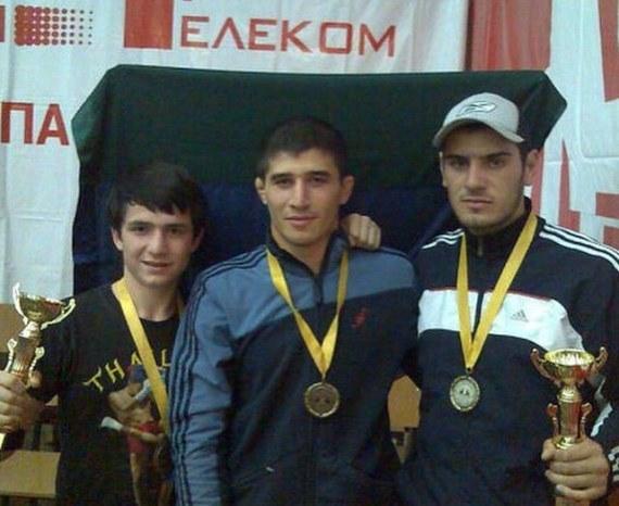 Тимур Валиев, Рустам Хабилов