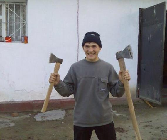 Хабиб Нурмагомедов в 2005