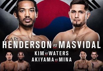 Результаты и бонусы UFC Fight Night: Henderson vs. Masvidal