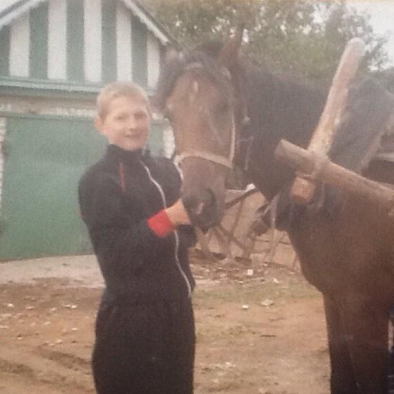Владимир Минеев, 15 лет