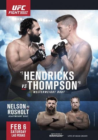Результаты и бонусы UFC on Fox: Johnson vs. Bader