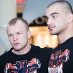 Александр Шлеменко и Андрей Корешков