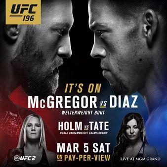 Результаты и бонусы UFC 196: McGregor vs. Diaz