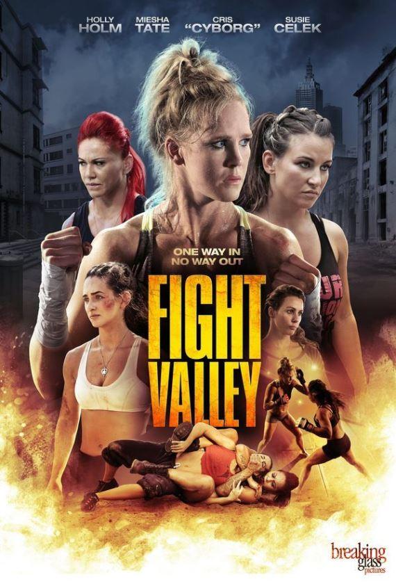Постер фильма Fight Valley