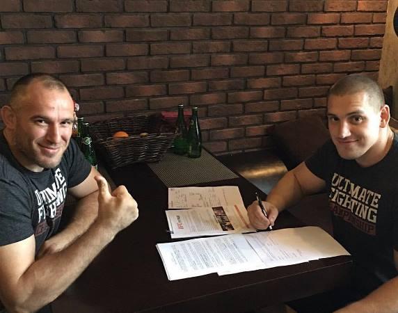 Алексей Олейник, Дмитрий Сосновский