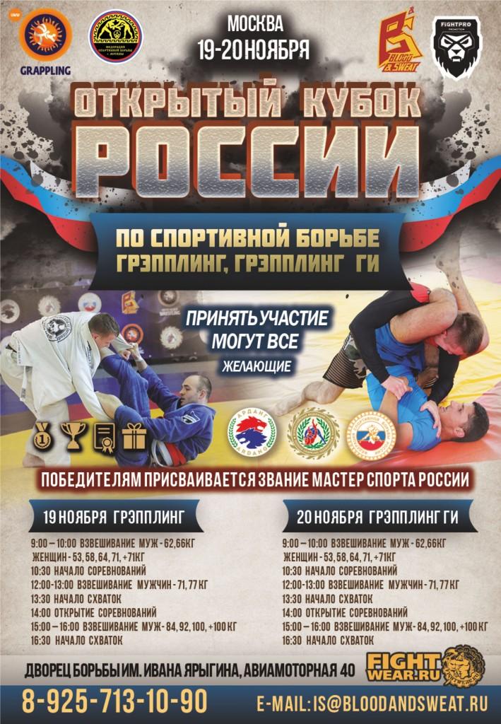 Постер кубок России