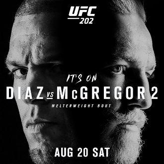Результаты и бонусы UFC 202: Diaz vs McGregor