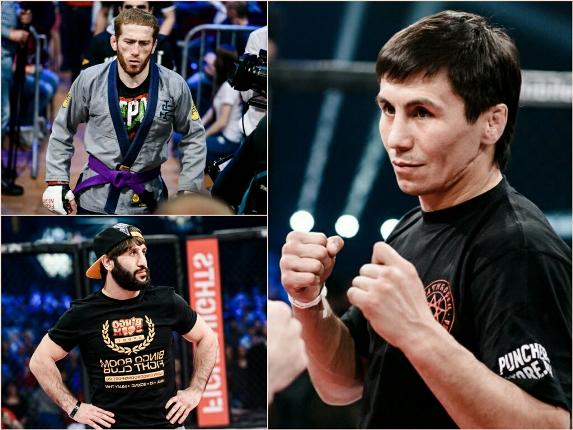 Венер Галиев, Мурад Мачаев, Давид Хачатрян