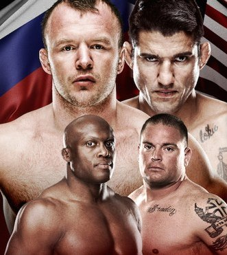 Результаты Bellator 162: Shlemenko vs. Grove
