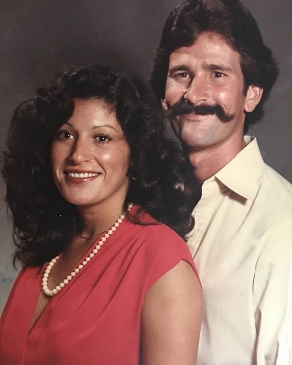 Родители Иэна Макколла