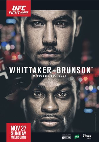 Результаты и бонусы UFC Fight Night: Whittaker vs. Brunson