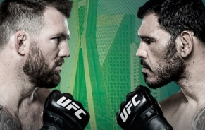 UFC Fight Night: Bader vs. Nogueira 2