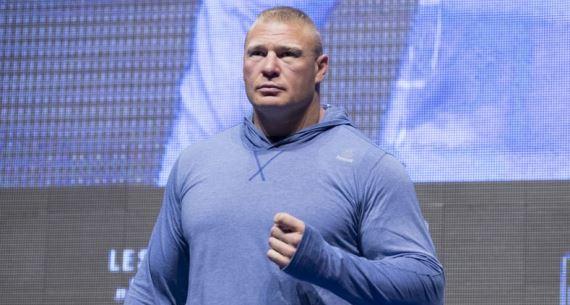 Брок Леснар завершил карьеру солдата