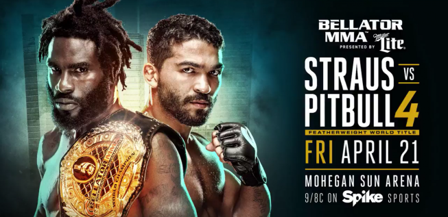 Результаты Bellator 178: Straus vs. Pitbull 4
