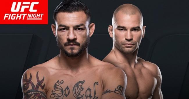 Результаты и бонусы UFC Fight Night: Swanson vs. Lobov