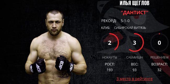 Илья Щеглов
