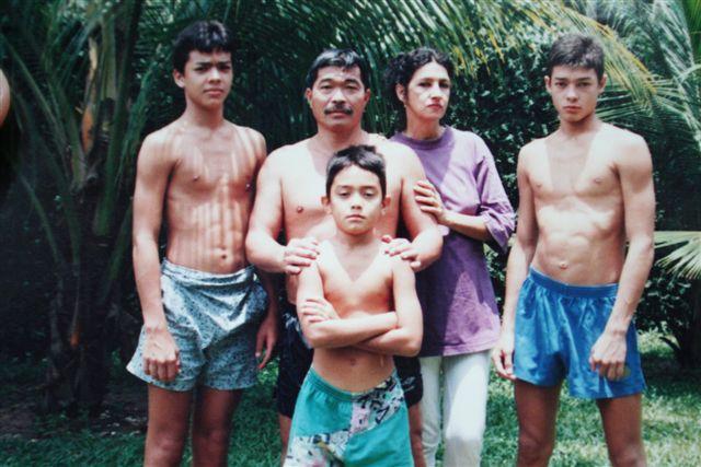 Семейство Мачида