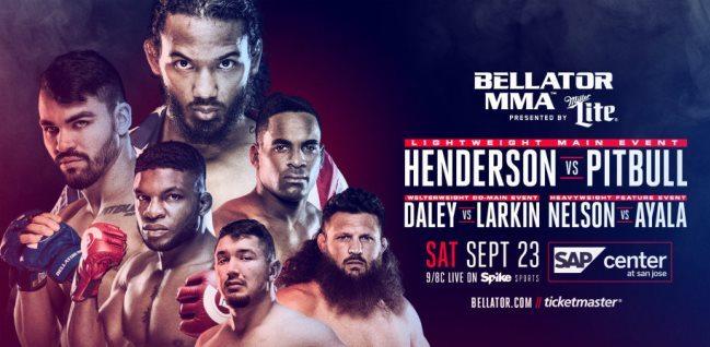 Результаты Bellator 183: Henderson vs. Pitbull