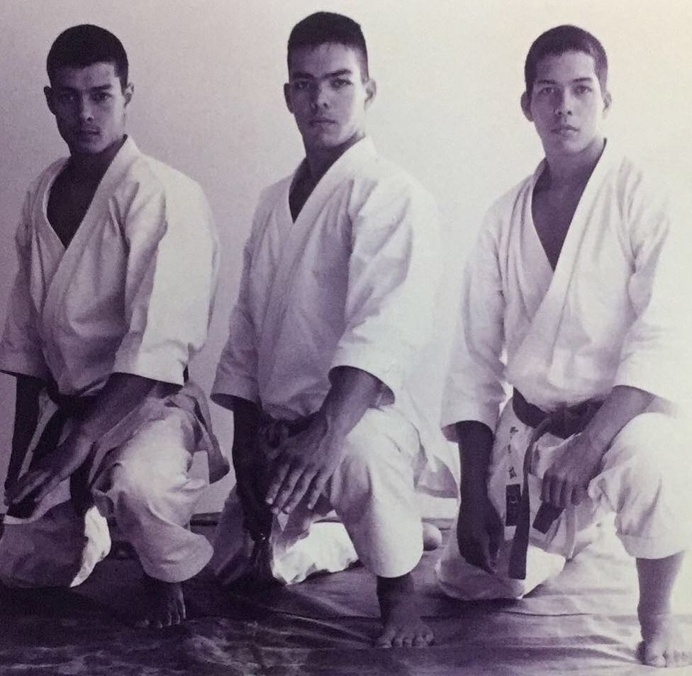 Братья Мачида