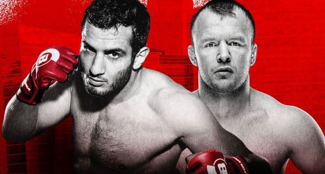 Результаты Bellator 185: Mousasi vs. Shlemenko