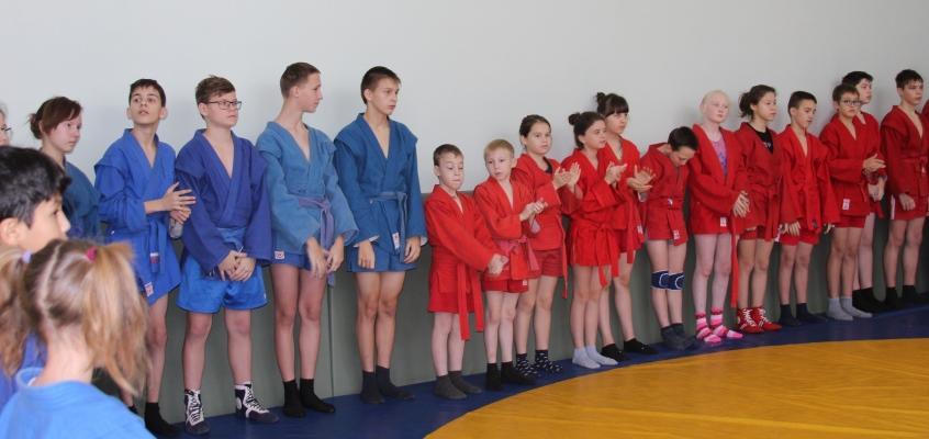 В Татарстане прошел первый турнир по самбо «Спорт слепых» для подростков