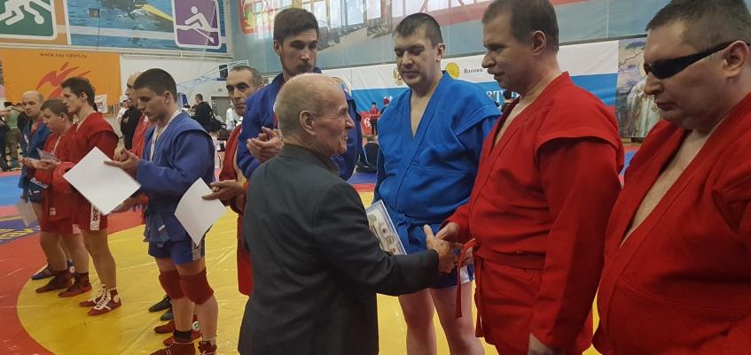 Юрий Борисочкин, награждение