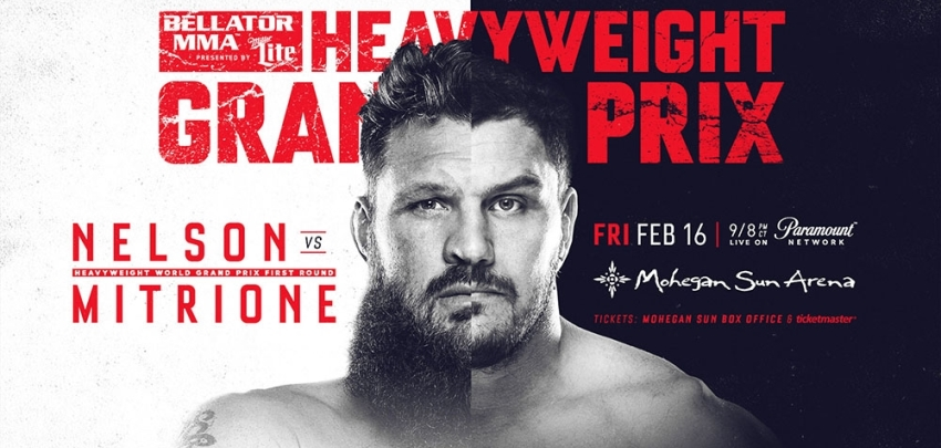 Результаты Bellator 194: Nelson vs. Mitrione