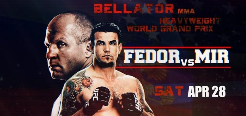 Результаты Bellator 198: Fedor vs. Mir