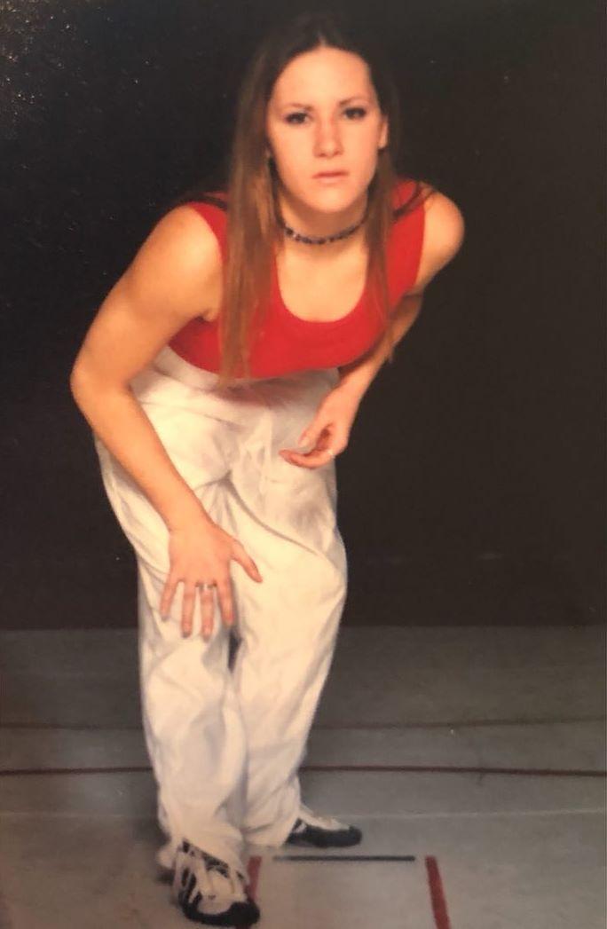 16-летняя Кэт Зингано